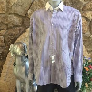 NEW Polo Ralph Lauren Striped Button Down Shirt